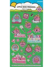 Little Miss Prinzessin Spaß Folien Sticker Blatt - Party Geschenk / Beute Füller