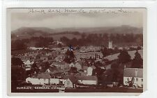 GENERAL VIEW, DURSLEY: Gloucestershire postcard (C25642)