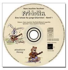 Begleit-CD zu Fridolin Band 1 - N2501 - 9990051261899