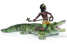 KENJOK Crocodile Figurine ELFE SCHLEICH 70444