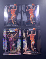 Lot (4) 2019-20 Prizm Draft Picks Nickeil Alexander-Walker RC #82 Rookie RC /299