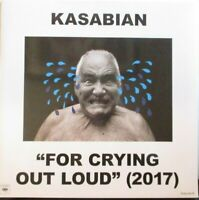 KASABIAN ~ For Crying Out Loud (2017) ~ VINYL LP & CD ALBUM - SEALED