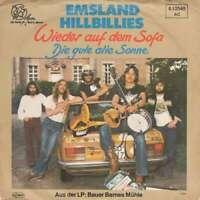 """Emsland Hillbillies - Wieder Auf Dem Sofa  (7"""", S Vinyl Schallplatte - 23305"""