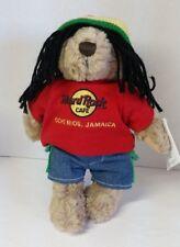 HARD ROCK CAFE RASTA BEAR OCHO RIOS JAMAICA  HERRINGTON 2006 LIMITED EDITION 818