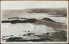 Bude Breakwater, Cornwall Postcard