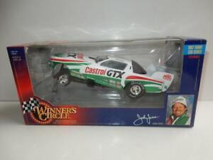 Vintage Sealed New Unopened Winner's Circle Kenner John Force 1/24 Funny Car