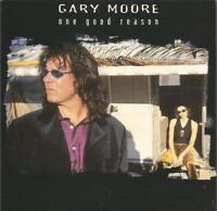 Gary Moore - One Good Reason rare one track CD single