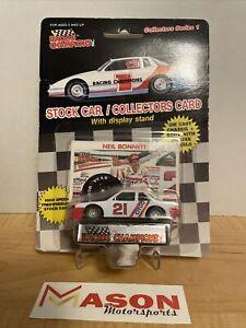 Racing Champions 1989 Neil Bonnet #21 Citgo Ford Thunderbird NASCAR 1:64 Diecast