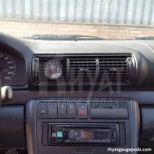 Audi A4 B5 MK1 52mm - Soporte Manometro Gauge Pod Porta Support
