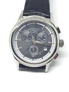 Rotary Les original Swiss Chrono Watch Swiss made