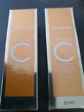 Avon Anew Vitamin C Radiance Maximising Serum x2 boxes RRP 20 each 30ml x 2