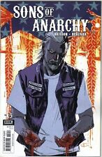 Sons of Anarchy TV Series Comic Book #15, Boom 2014 NEW UNREAD