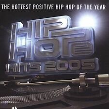 Hip Hope Hits 2005 Various Artists MUSIC CD NEW, SEALED, FREE SHIPPING