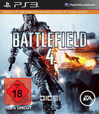 Battlefield 4 -- Day One Edition (Sony PlayStation 3, 2013, DVD-Box) 100% Uncut