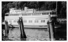 "Old Photo Astoria Oregon ""Ferry Landing at North Beach"""