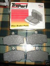 NEW LUCAS FRONT BRAKE PADS - FITS: AUDI COUPE 2.1ltr. (1982-85)