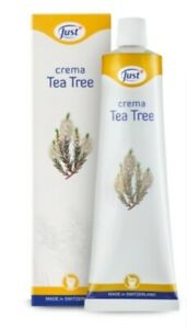 CREMA TEA TREE JUST 100 ML SCADENZA 2023