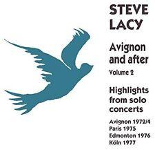 Steve Lacy - Avignon & After Vol 2 [New CD] Spain - Import