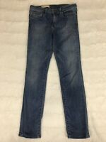 Anthropologie Pilcro and the Letterpress Womens Jeans Size 29 Skinny Light Wash