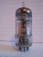 UF42 AMPLIFICATORE RF a banda larga pentodo Valvola/tubo da MULLARD (Testato Buone)