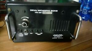 SP Radio Sailor R501 2182kHZ Receiver