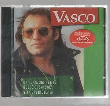 VASCO ROSSI PROMO TAKEDA VERDE CD SIGILLATO !!!
