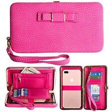 Women's Phone Purse Pouch Handbag Wallet Card Case Cover for iPhone XS 7 6 8Plus
