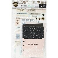 My Prima Planner Goodie Pack Embellishments-coffee & Tea Lovers