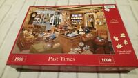 "Hop The Eskadale Collection ""Past Times"" 1000pcs Jigsaw Puzzle FREE UK POSTAGE"