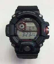 CASIO G-SHOCK Men's Master of G Rangeman Triple Sensor Digital WATCH GW9400-1