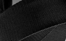 4 Meter Gurtband 4 cm / 40 mm breit schwarz