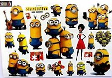 Tattoos SHIHAN-'MINIONS' Tattoos Movie Superheroes Union Child Flash Tattoo Stic