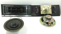 """Morse Air Suspension 8"""" Woofer Speakers 8 Ohm Tested Working"""