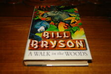 A WALK IN THE WOODS BY BILL BRYSON-SIGNED COPY