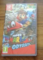Super Mario Odyssey for Nintendo Switch New. Fast & Free UK Postage