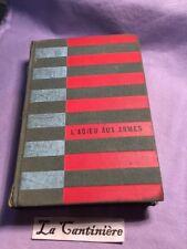 Livre L Adieu Aux Armes Hemingway 1953 Numerote - Club Du Meilleur Livre