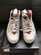 Jordan 7 Retro Hare 2015 Size 8.5 Worn 2x