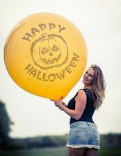 "1 x Cattex 35"" Riesenluftballon HAPPY HALLOWEEN"
