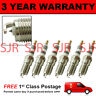 6X IRIDIUM PLATINUM SPARK PLUGS FOR FORD MONDEO III ST220 2002-2007
