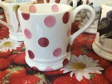 Emma Bridgewater Pink Bicester 0.5pt Mug New