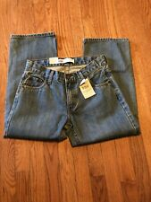 Boys Levi's 550 Jeans, Husky Relaxed Fit size 8 NWT 28x23 RETAILS $40. FREE SHIP