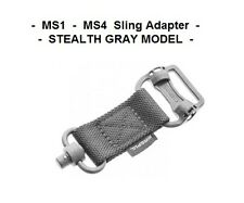 Magpul - MAG519-GRY GREY - MS1 - MS4 Sling Adapter - NEW - Stealth GRAY