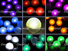 36 LED Mini Berries Light Waterproof Floating Ball Party Wedding Floral Decorate