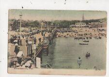 Bournemouth Pier [JWS 82] 1907 Postcard 794a