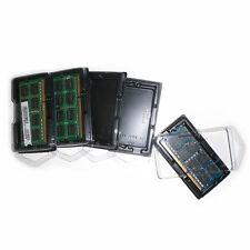 100x Aufbewahrung Versand Box Arbeitsspeicher Notebook RAM Storage Speicher Tray