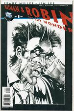 All Star BATMAN & ROBIN #8 Neal Adams Sketch VARIANT 2006