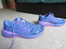 Womens NORTH FACE Vibram Running Hiking Trail Walking Trainers UK 8 EU 41