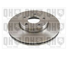 A Pair of Front Brake Discs [BDC5486] To Fit A Ford Focus 1.6  2004 to 2012