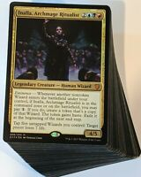 ***Custom Commander Deck*** Inalla - Wizard Tribal - EDH MTG Magic Cards