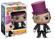Funko POP !  DC Batman 184 - The Penguin Heroes - New !!! - Il pinguino